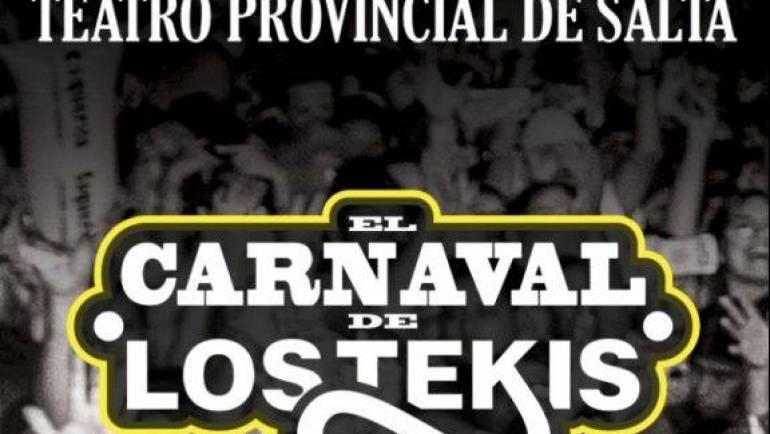 """Los Tekis presentan """"Carnaval de Los Tekis"""""""
