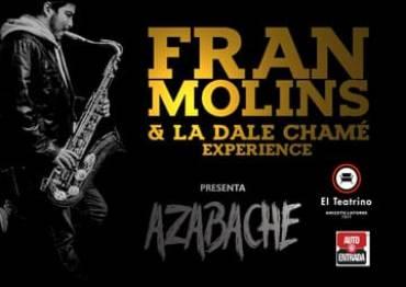 FRAN MOLINS – AZABACHE