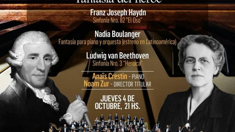 Ciclo Haydn con solista invitada