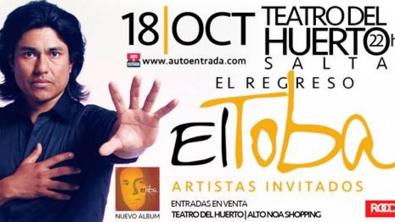 EL TOBA – PRESENTACION CD – SIN TIEMPO