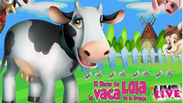 EL SHOW DE LA VACA LOLA