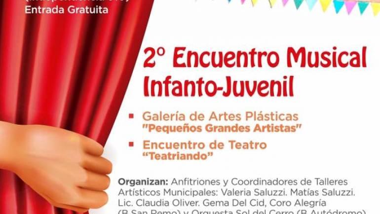 2° ENCUENTRO MUSICAL INFANTO – JUVENIL