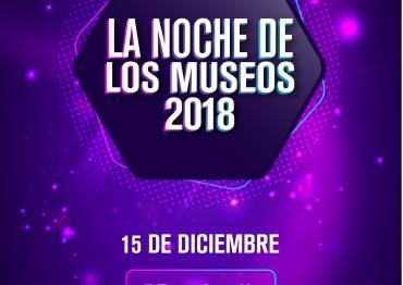 LA NOCHE DE LOS MUSEOS 2018