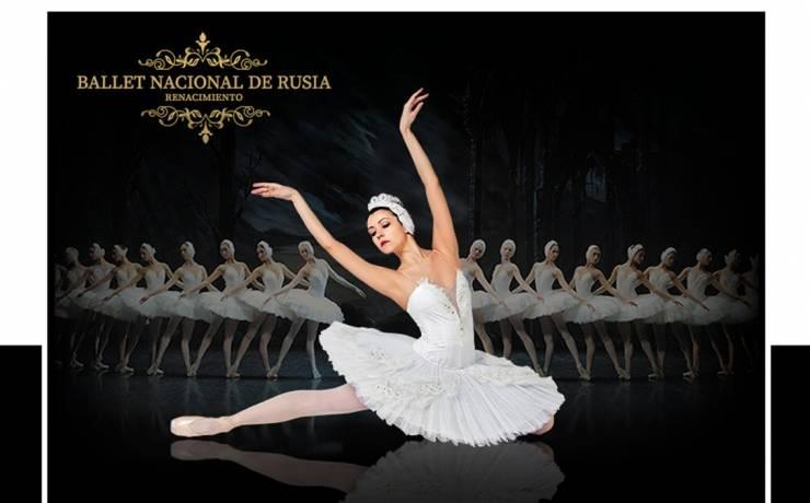 """El Ballet Nacional de Rusia """"Renacimiento"""" presenta """"El Lago de los Cisnes"""""""