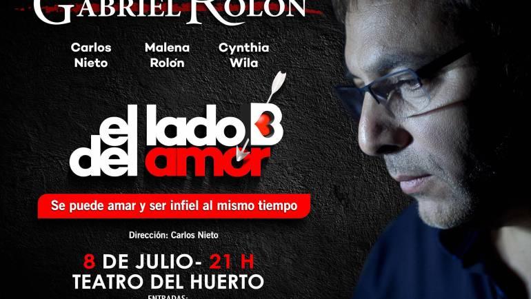GABRIEL ROLON | EL LADO B DEL AMOR