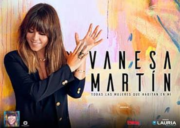 VANESA MARTIN | TODAS LAS MUJERES QUE HABITAN EN MI