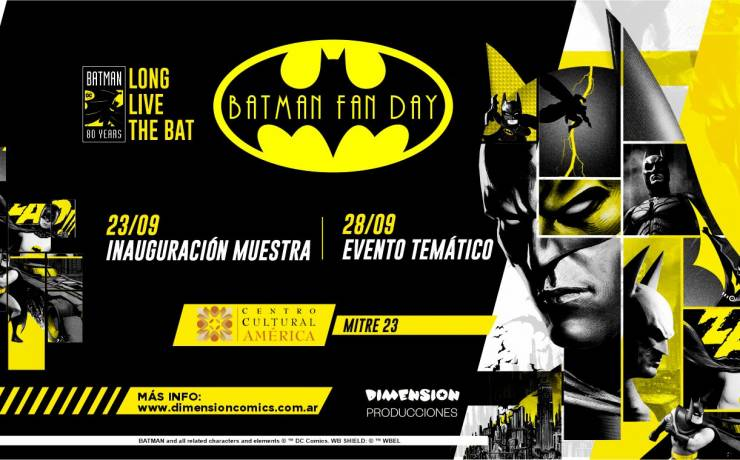 Batman Fan Day