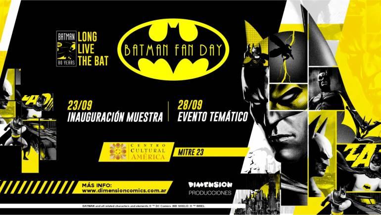 Batman Fan Day