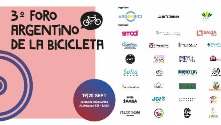 3er Foro Argentino de la Bicicleta (FAB)