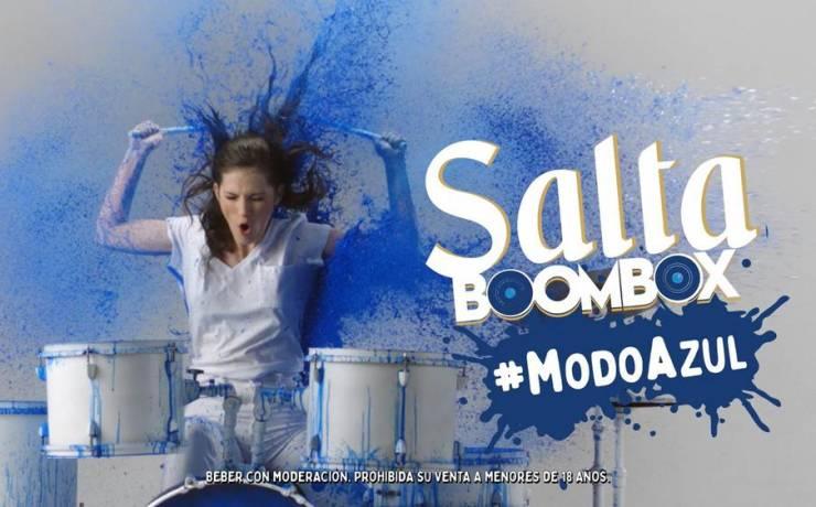 SALTA BOOMBOX