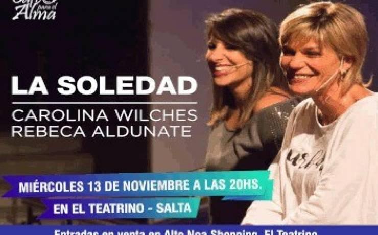 CAROLINA WILCHES Y REBECA ALDUNATE