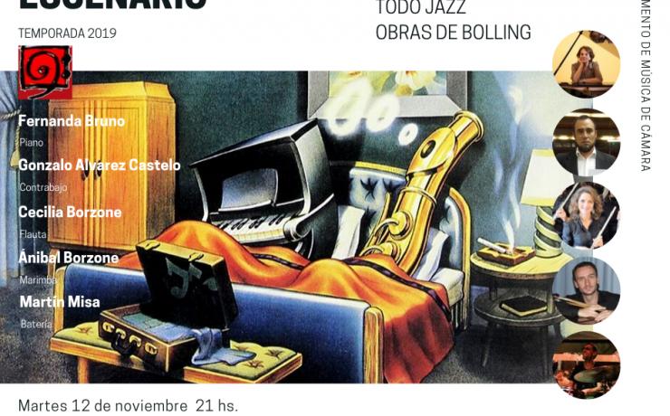 TODOS AL ESCENARIO… TODO JAZZ