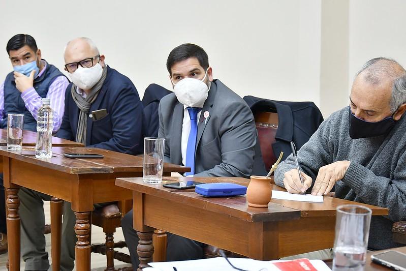 En comisión de hacienda dieron visto bueno a una iniciativa que propone declarar la emergencia turística