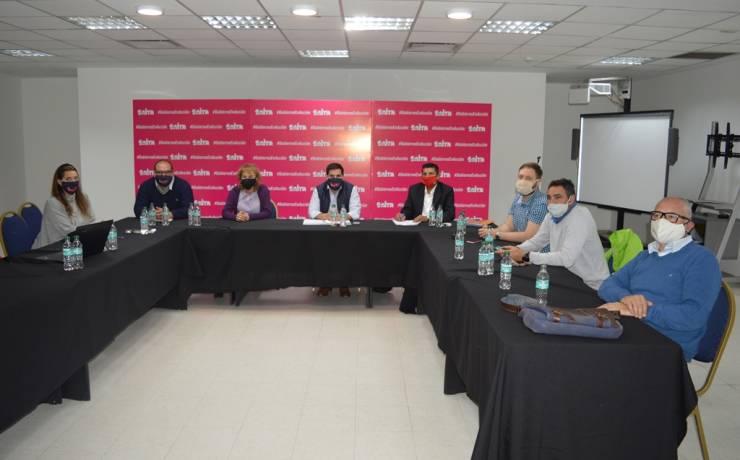 Con acciones específicas continúa el trabajo dentro del Comité de Turismo de la Ciudad