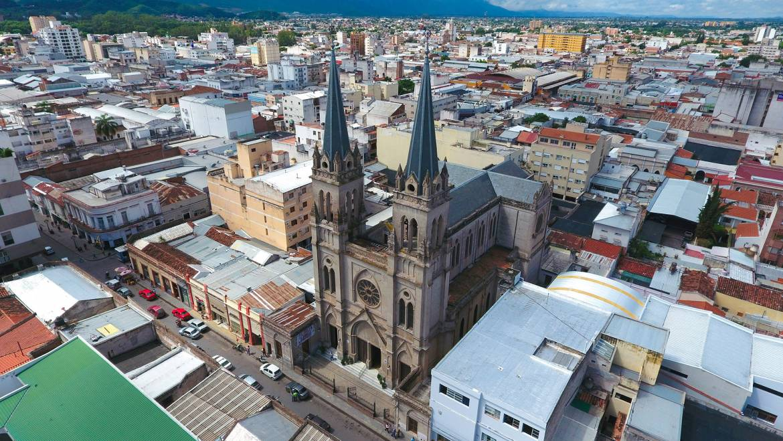 Parroquia San Juan Bautista de la Merced