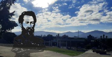 Plaza España – Homenaje al Gral. Martín Miguel de Güemes