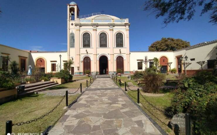 """Parroquia """"Nuestra Sra. del Valle"""" León XIII"""