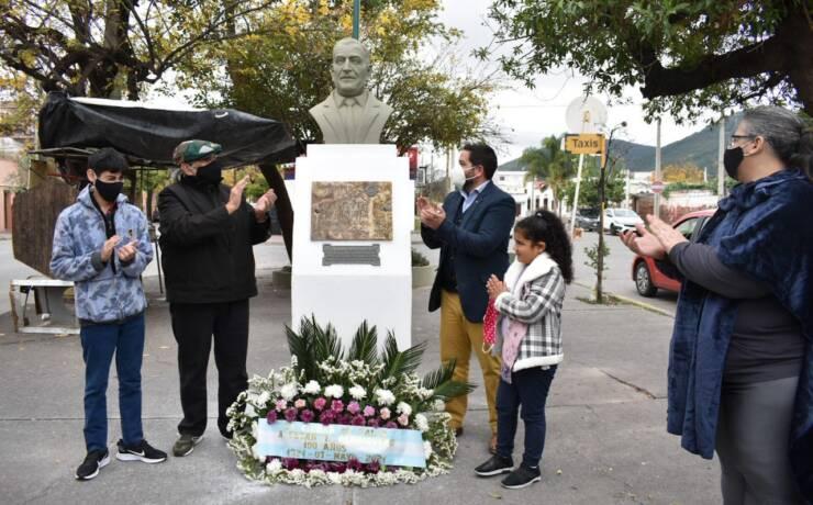 Salta celebra al escritor César Fermín Perdiguero, a 100 años de su nacimiento