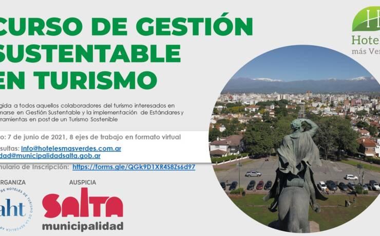 Se lanzó el Plan de Formación en Gestión de Turismo Sustentable