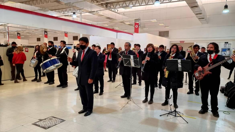"""Vecinos y turistas disfrutarán de un octubre musical con la banda municipal """"25 de Mayo"""""""