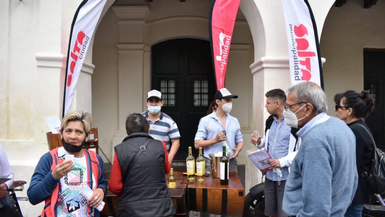 En forma exitosa concluyó la Semana del Torrontés en la ciudad