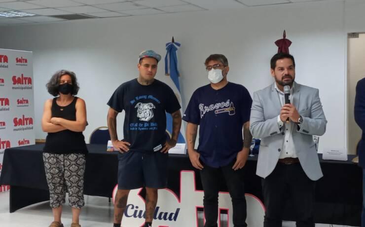 """La Municipalidad hizo entrega de los premios del concurso """"Distrito de Murales 2021"""""""