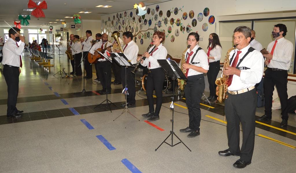 """La Banda municipal """"25 de Mayo"""" se suma al junio güemesiano"""