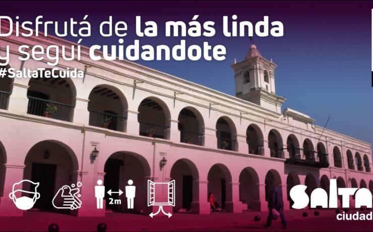 La Municipalidad de Salta refuerza los controles de protocolo por Covid-19