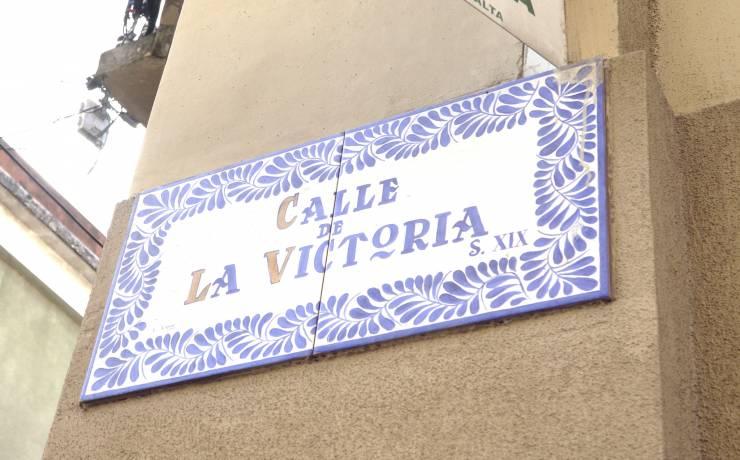 Heroínas de la independencia / Calle de la Victoria